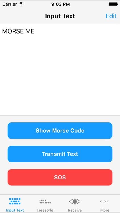 Send.Morse