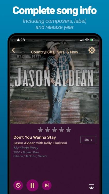 AccuRadio: Curated Music Radio screenshot-6
