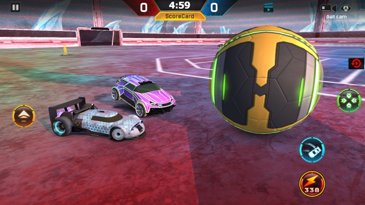 Turbo League screenshot-0