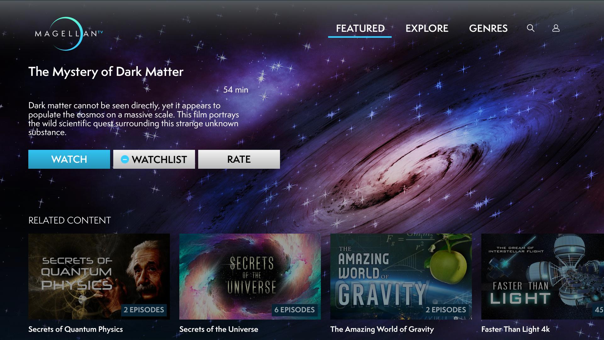 MagellanTV Documentaries screenshot 19