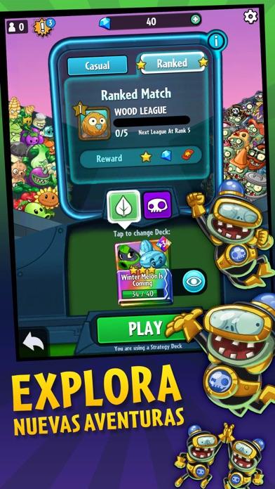 Descargar Plants vs. Zombies™ Heroes para Android