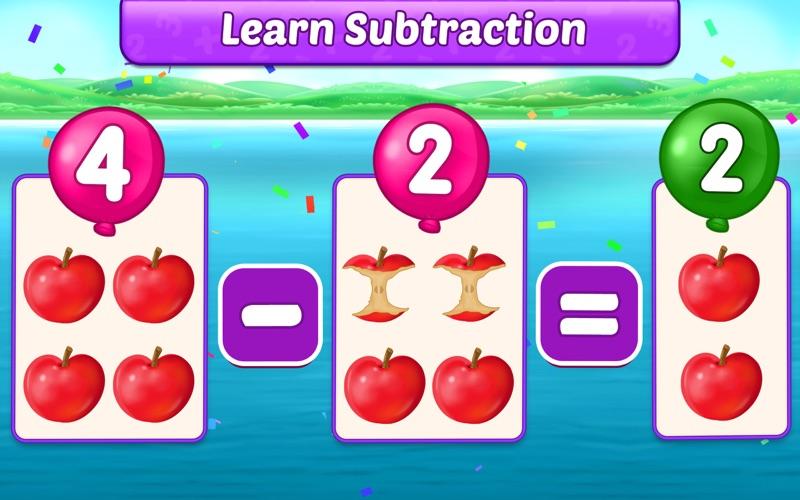 Math Kids - Add,Subtract,Count Screenshot