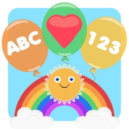 Balloon Play - Pop and Learn