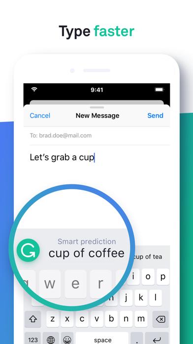 Grammarly Keyboard app image