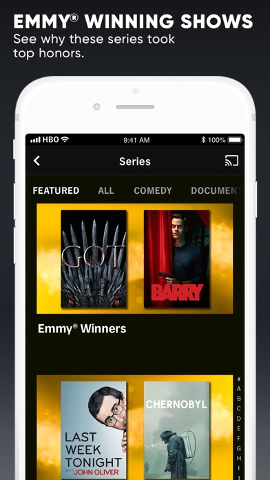 Download HBO NOW: Stream TV & Movies for Android