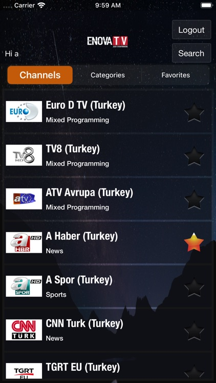 Enova TV screenshot-9