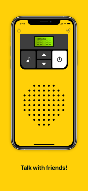 ‎Walkie-Talkie - KOMMUNIKATION Screenshot