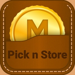 Pick n Store - Money Manager
