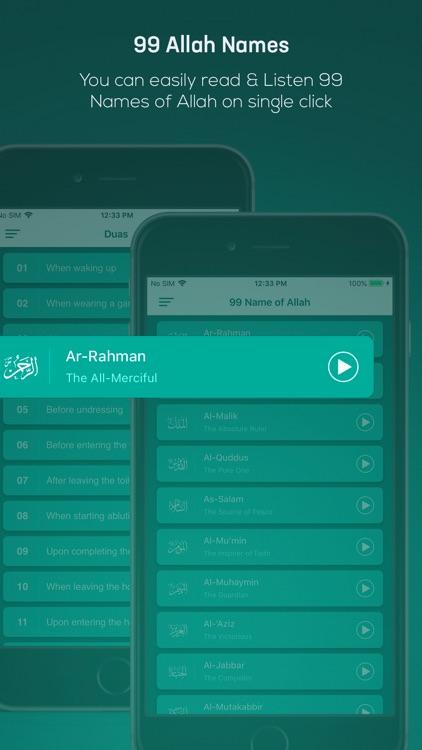 Islamic World - Qibla, Azan screenshot-5