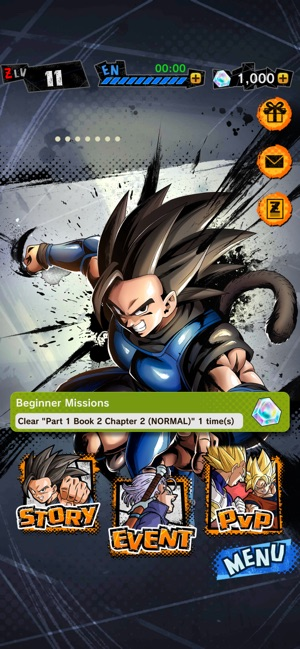 Hack Game DRAGON BALL LEGENDS ipa free