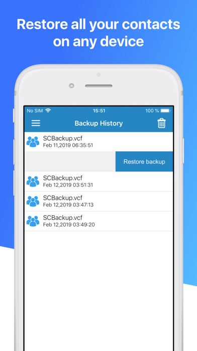 Contacts Backup Pro & Restore wiki review and how to guide