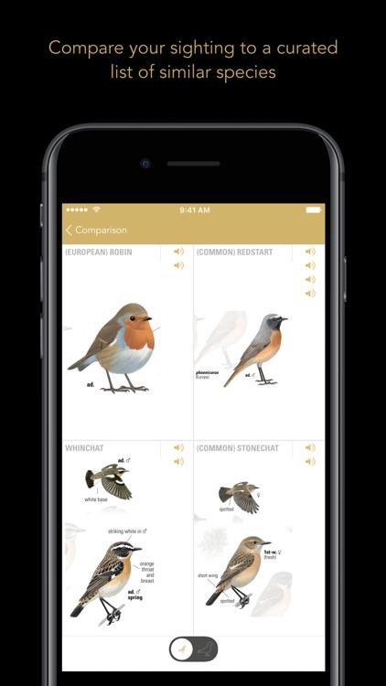 Collins British Bird Guide screenshot-4