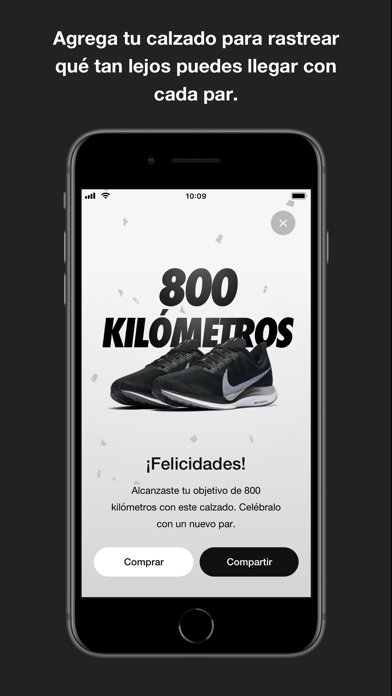 paso Rápido Fracción  Nike Run Club para PC - Descarga gratis [Windows 10,8,7 y Mac OS] - PcMac  Español