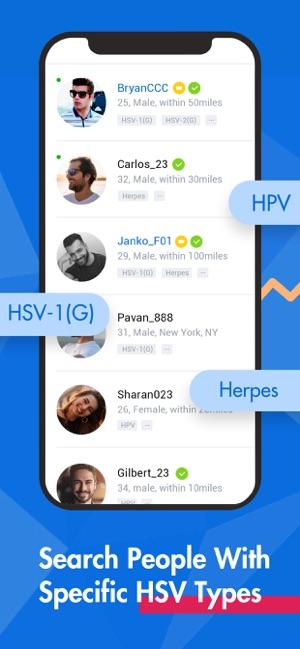 herpes dating Melbourne