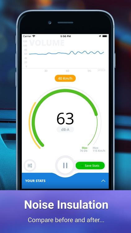 Car Decibel Sound Level Meter screenshot-3