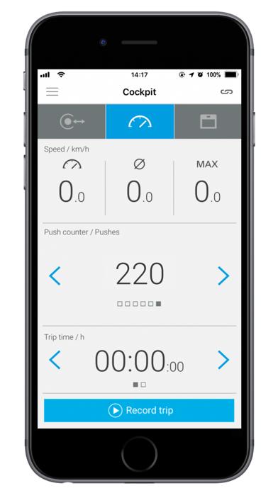e-motion® M25 Screenshot