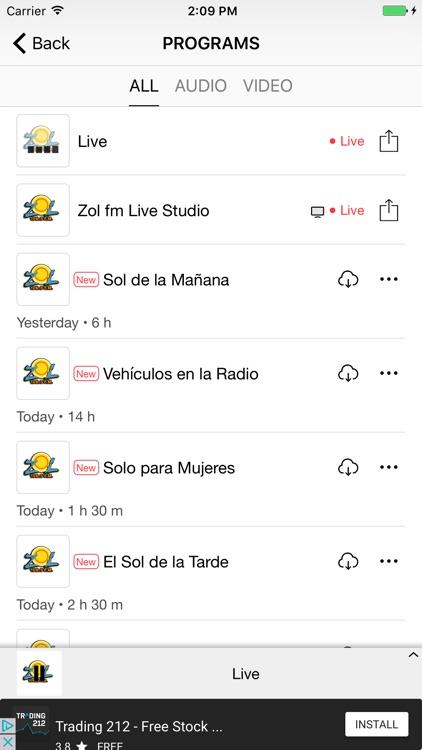 ZOL FM Republica Dominicana screenshot-3