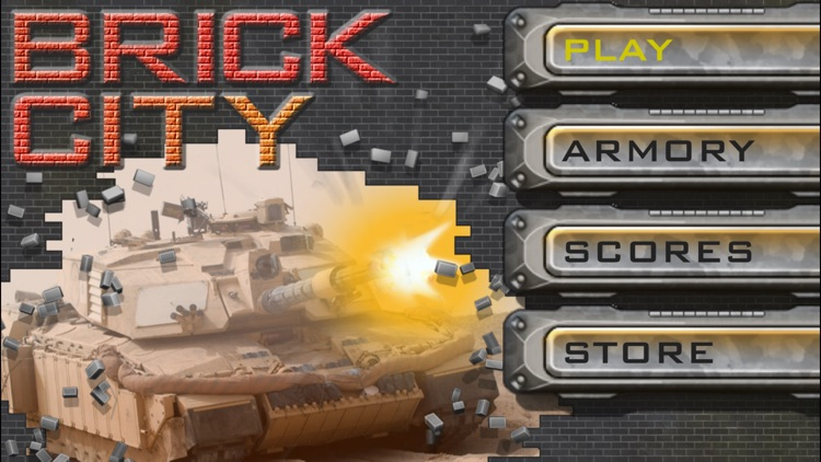 Brick City: Tank Warfare screenshot-4