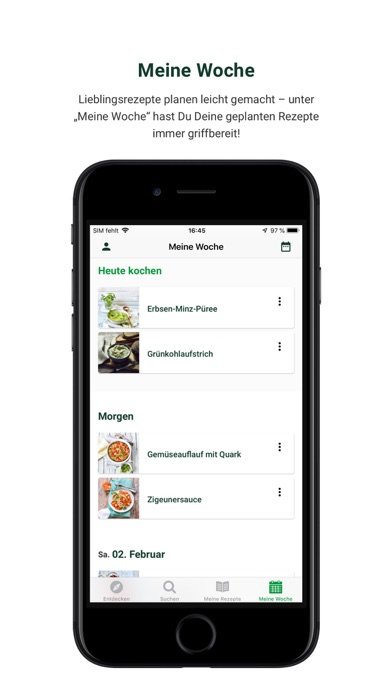 Screenshot for Die Thermomix® Cookidoo® App in Germany App Store