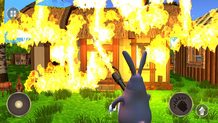 Chungus Rampage in Big forest