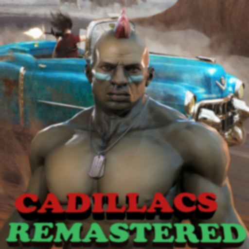 Cadillacs Remastered 3D