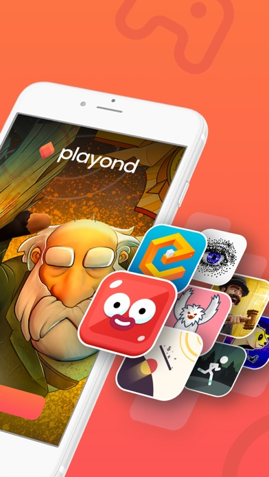Playond - Games Collection screenshot 2