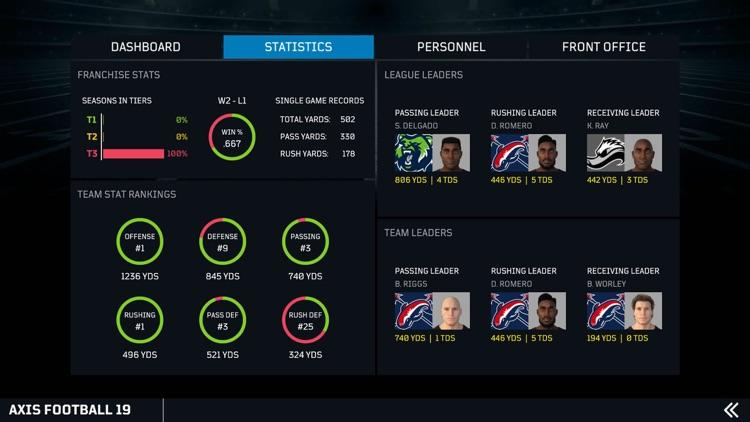Axis Football screenshot-4