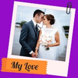 Wedding Photos Frame