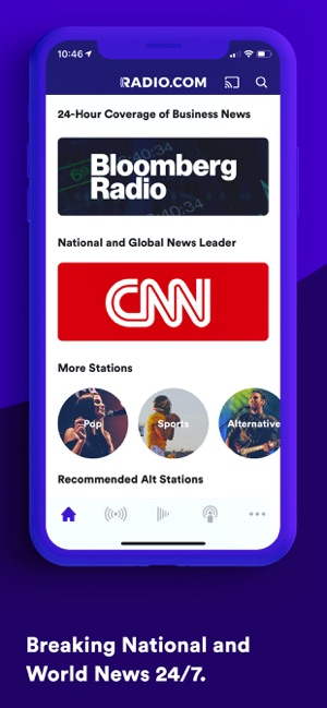 RADIO COM on the App Store