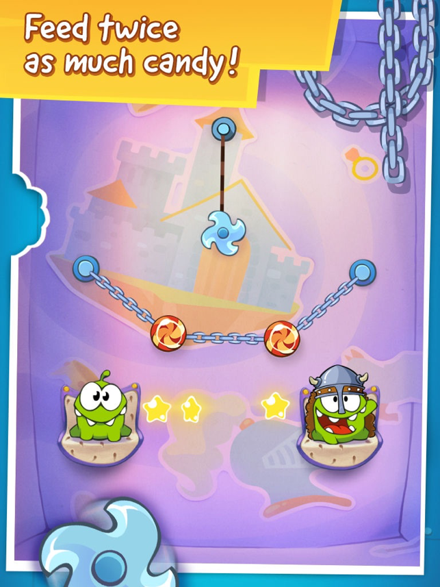 ‎Cut the Rope: Time Travel GOLD Screenshot