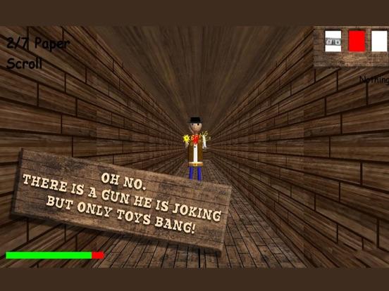 Sheriff Baldi in Wild West для iPad