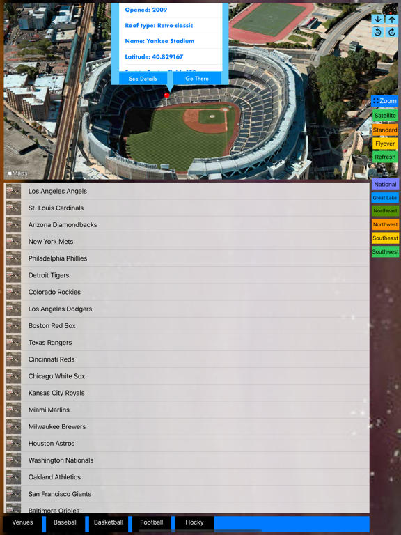Sport Stadiums Pro - 3D Cities screenshot 17