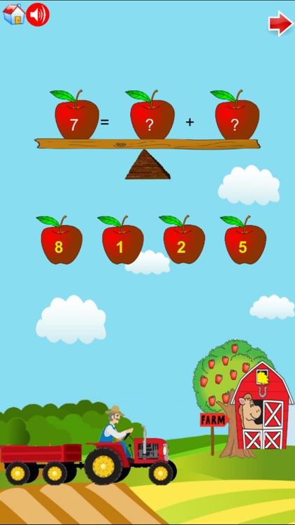 Second Grade Math & Word Games