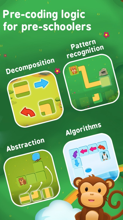 Hopster Coding Safari for Kids screenshot-0
