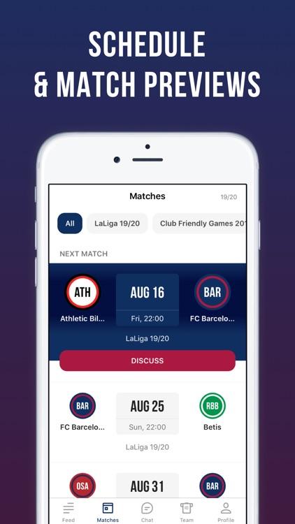 Blaugrana Live: unofficial app screenshot-8