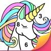 Color Artbook: Color by number
