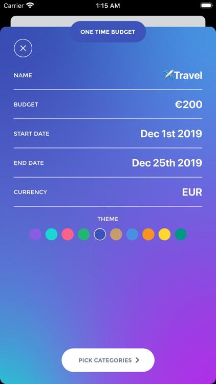 Budget Tracker screenshot-7