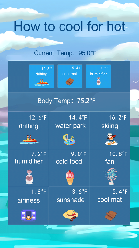 Smart Thermometer app App for iPhone - Free Download Smart