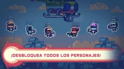 Screenshot for Cure Hunters in Mexico App Store