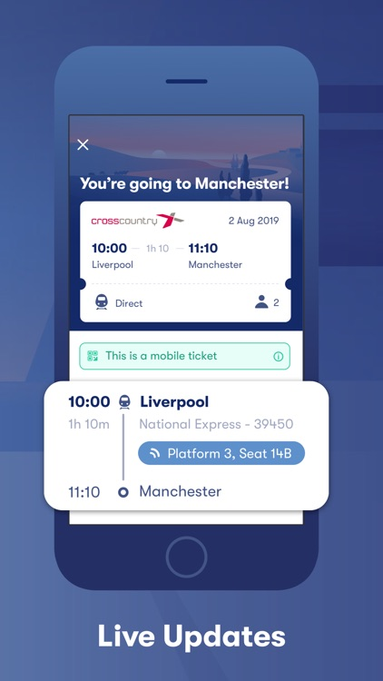 Omio: Book train, bus & flight