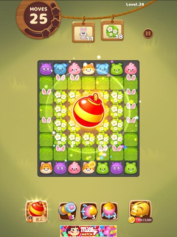 Candy Friends Forest screenshot 10