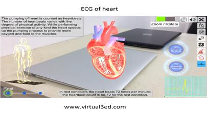 AR Heart - An incredible pump screenshot 5