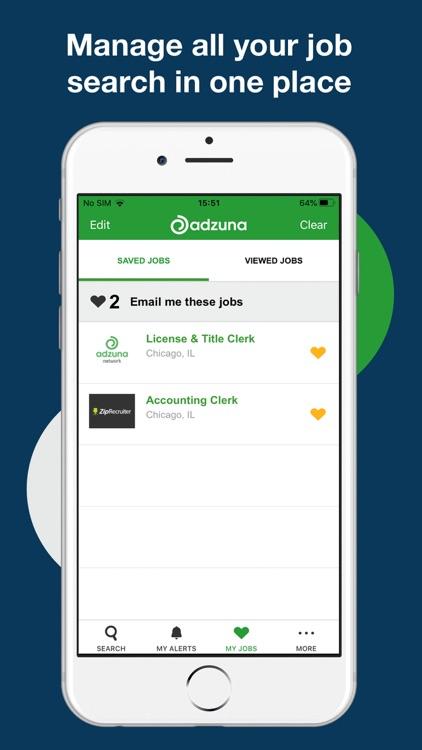 Adzuna Job Search screenshot-3