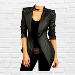 Woman Photo Suit-Photo Editor