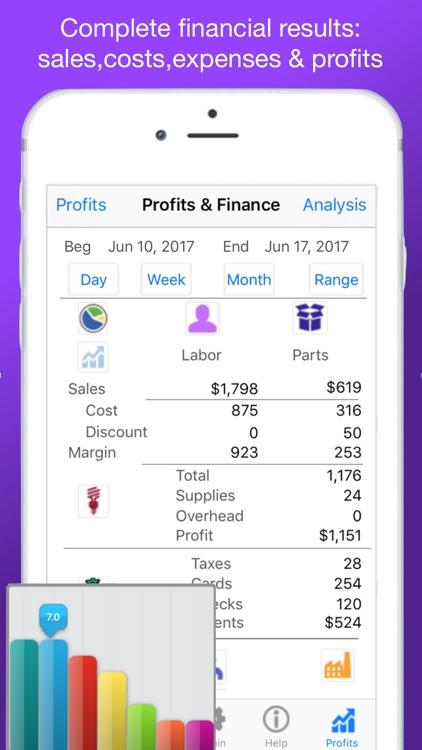 HVAC Pro Invoices & Estimates screenshot-7