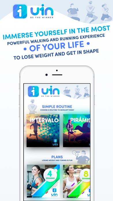 UIN RUN screenshot one