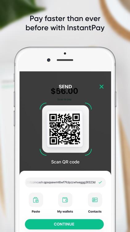 Bitcoin Wallet By Bitcoin.com screenshot-3
