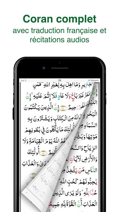 Screenshot #3 pour Muslim Pro: Azan, Coran, Qibla