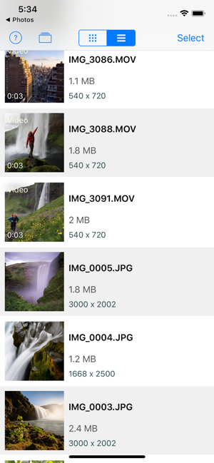 ‎EXIF - Editor & Extension Screenshot