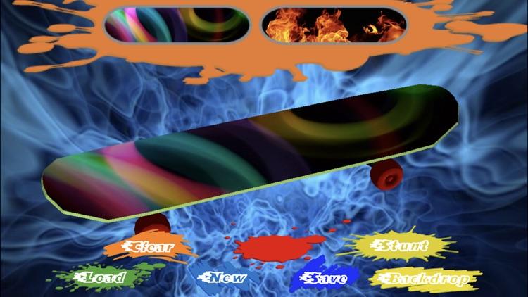 Skateboard Doodle 3D screenshot-5